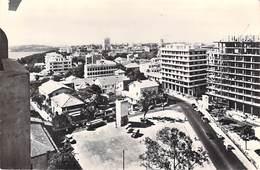 Afrique >  SENEGAL  DAKAR  Avenue Roume (vue Aérienne) (- - Editions PRINTANIA 38)  *PRIX FIXE - Senegal