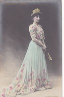 S.M. VICTORIA EUGENIA. PRANZEN. MADRID. VOYAGEE CIRCA 1900s. COLORISE - BLEUP. - Koninklijke Families