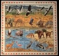 UGANDA ANIMALI - Uganda (1962-...)