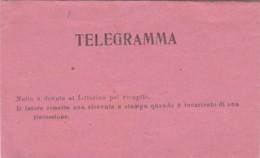 CIRCA 1920 BORGO A BUGGIANO TELEGRAMMA (FX205 - 6. 1946-.. Repubblica