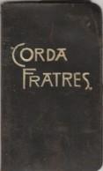 CORDA FRATES LIBRETTO (FX284 - Documentos Históricos