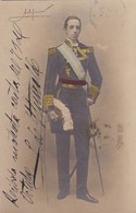 S.M ALFONSO ZILL. CIRCULEE 1910 BUENOS AIRES. COLORISE - BLEUP. - Koninklijke Families