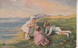 Enfants Jouant - Escenas & Paisajes