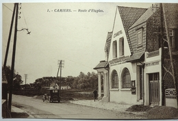 ROUTE D'ÉTAPLES - CAMIERS - France