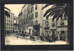 CPA Corse 20 Ajaccio Non Circulé Commerce Shop - Ajaccio