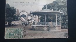 Carte Postale Sénégal - Dakar - Sénégal
