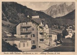 Strada Delle Dolomiti - Novalevante  [6A-1.639 - Ohne Zuordnung