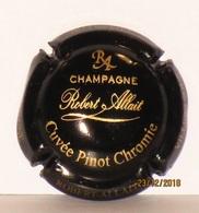 Capsules Ou Plaques De Muselet CHAMPAGNE  ROBERT ALLAIT CUVÉE PINOT CHROMIE - Champagne