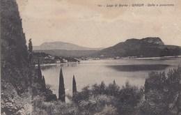 GARDA-VERONA-LAGO DI GARDA-GOLFO E PANORAMA-CARTOLINA VIAGGIATA IL 25-6-1931 - Verona