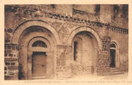 72-SILLE LE GUILLAUME-N°2209-F/0257 - Sille Le Guillaume