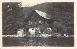CPA  Suisse, BRUSINO - ARSIZIO, Chalet St Giorgio - Carte Photo 1929 - TI Tessin