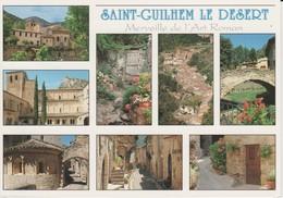 (FRA1173) SAINT GUILHEM LE DESERT . ART ROMAN - Francia