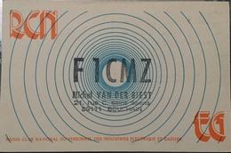 France, Bouchain Carte QSL Radio Amateur Sca R/V - Radio