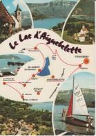 (FRA1177) LE LAC D'AIGUEBELETTE - Francia
