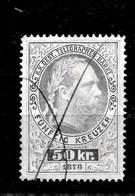 Sello De Austria Nº Yvert TEL-13 O - Télégraphe