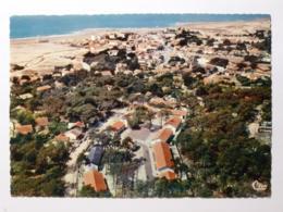 LACANAU OCEAN (33/Gironde) - Colonie De Vacances T.O.B. / Batiments Dans Les Arbres , Vue Du Village - Plage Océan - France