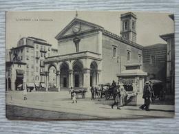 Livorno, Italie, La Cattedrale, 1919 - Livorno
