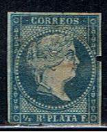 ANTILLES 10 // Y&T  1 // 1855 - Antilles