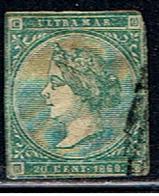 ANTILLES 12 // Y&T  28 // 1892 - Antilles
