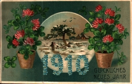 19 - Année Date Millesime - 1910 - - New Year