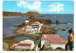 Spain - Menorca - Cala Mezquida - Old View - Menorca