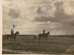 LE SALUT DU Gal LAURE  CDT  Le 12 ème CA, à Ses Troupes. Coetquidan  1938 - Army & War