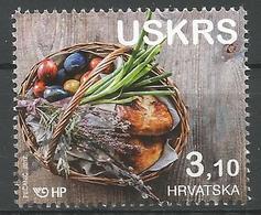 HR 2017-1276 ESTER, HRVATSKA CROATIA, 1 X 1v, Used - Croazia