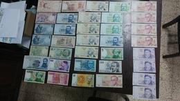 Israel- Bank Note Mix-(36 Bank Note)-very Good - Israel