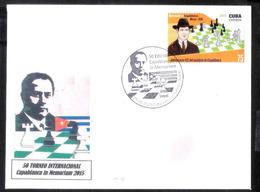 2583  Chess - Echecs - Capablanca In Memoriam - 2,50 - Echecs