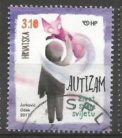 HR 2017-1292 AUTIZAM, HRVATSKA CROATIA, 1 X 1v, Used - Kroatien