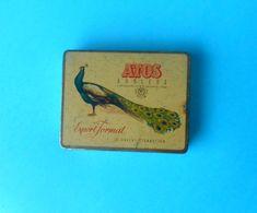 ATOS - 20. Orient Cigaretten ... Vintage Tin Box * Cigarettes Cigarette Zigaretten Sigarette Cigarrillos Cigarros - Contenitori Di Tabacco (vuoti)