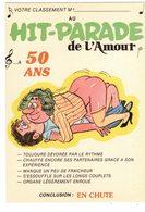 ILLUSTRATEUR ALEXANDRE LYNA N°864/6 HUMOUR COUPLE Erotisme Hit Parade De L'Amour à 50 Ans Organe Légèrement Enroué - Alexandre