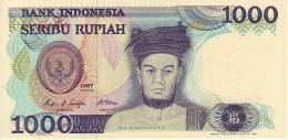 INDONESIA BANCONOTA FDS 1000 RUPIAH 1987 - Indonesia