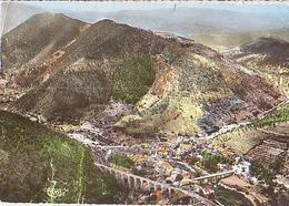 L'Escarène   H624       Vue Panoramique Aérienne Et La Vallée De La Roya - L'Escarène