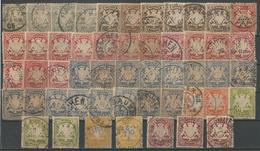 Bayern (timbres Diverses) - Baden