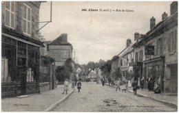 95 CHARS - Rue De Gisors - Chars