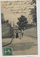 RUEIL : Rue Maugest - ND Phot - Rueil Malmaison