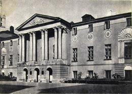 Saint-Pétersbourg Leningrad L'URSS, La Russie Ancienne Carte Postale De La Maison Несвицкая Sennaya Ploschad - Russia