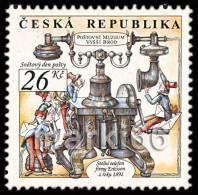 Czech Republic - 2012 - World Post Day - Postal Museum In Vysshi Brod - Mint Stamp - Czech Republic