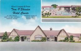 Texas Waco Tam O'Shanter Hotel Courts - Waco