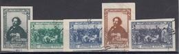 USSR 1944 - Ilja Repin, Maler, Mi-Nr. 932B/36B, Used - 1923-1991 URSS
