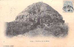 Afrique > Algérie -(wilaya De Tipaza- Koléa )  COLEA Tombeau De La Reine -Voir ETAT  ( Editions GEISER 1) *PRIX FIXE - Other Cities