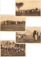 Ruanda : 9 Cp ----- 9 Kaarten 157 - 158 - Rwanda
