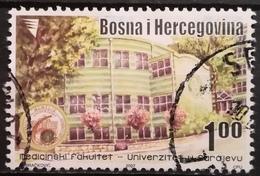 2007 BOSNIA AND HERZEGOVINA BHP SARAJEVO Sarajevo University - Bosnië En Herzegovina