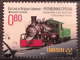 2009 BOSNIA AND HERZEGOVINA RS BANJA LUKA Railways Trains - Bosnië En Herzegovina