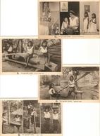Filippijnen : Het Igorotsch Meisje  ---- 8 Kaarten  ----  145 - 146 - Philippines