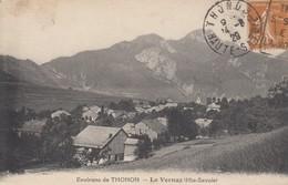 74 - Haute-Savoie - Environs De Thonon - La Vernaz - Un Beau Panorama - Thonon-les-Bains