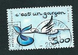 C'est Un Garçon (Cigogne / Oiseau / Naissance) - France - 1999 - Gebraucht