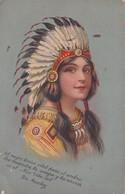 EL MEJOR TONICO, NER VITA DR HUXLEY. INDIAN WOMAN ILLUSTRATION. ADVERTISING SALUD HEALTH CIRCA 1910- BLEUP. - Pubblicitari
