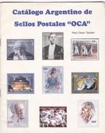 CATALOGO ARGENTINO DE SELLOS POSTALES OCA, POR RAUL OSCAR TISCHLER. PRIVATE MAIL CATALOGUE AÑO 1999, 16 PAG - BLEUP. - Postzegelcatalogus